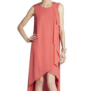 BCBG High Low Dress